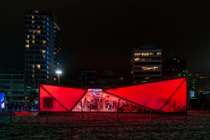 Galeria de Pavilhão dinamarquês de Henning Larsen é inaugurado na Rio 2016 - 3