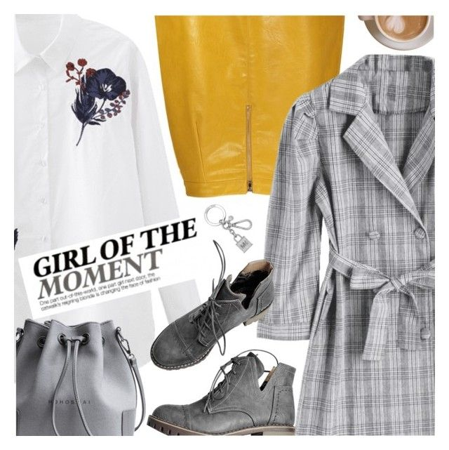 """""""Preppy Chic"""" by pokadoll ❤ liked on Polyvore featuring MICHAEL Michael Kors"""