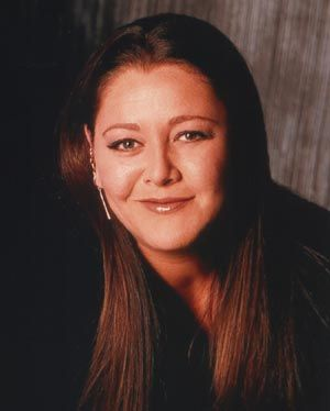 Actress Camryn Manheim.  She is a familiar face to those who watch crime dramas on tv and she has been in the odd movie.  I can't think of any other plus size actress who gets roles like hers.