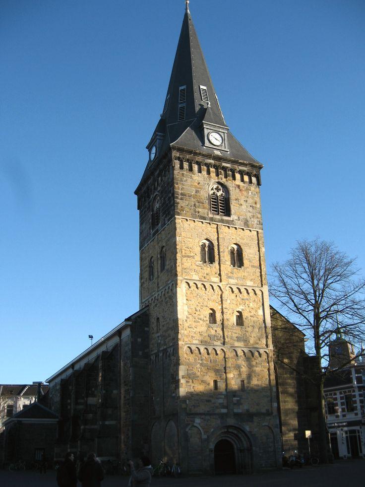Kerk Oude Markt in Enschede