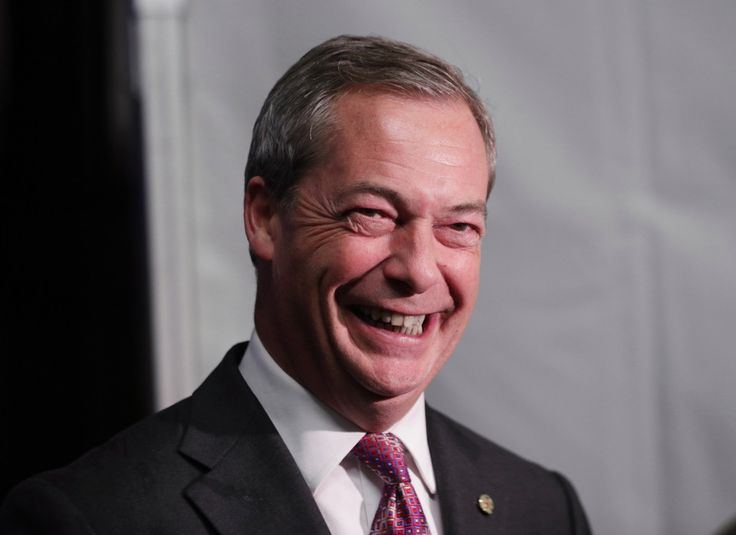 By suggesting Nigel Farage should be Britain's ambassador to the US