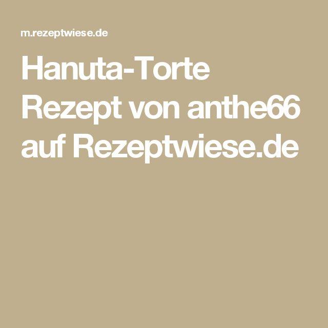 Hanuta-Torte Rezept von anthe66 auf Rezeptwiese.de