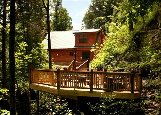 50 best cabins with theater rooms images on pinterest for Jackson cabins gatlinburg tenn
