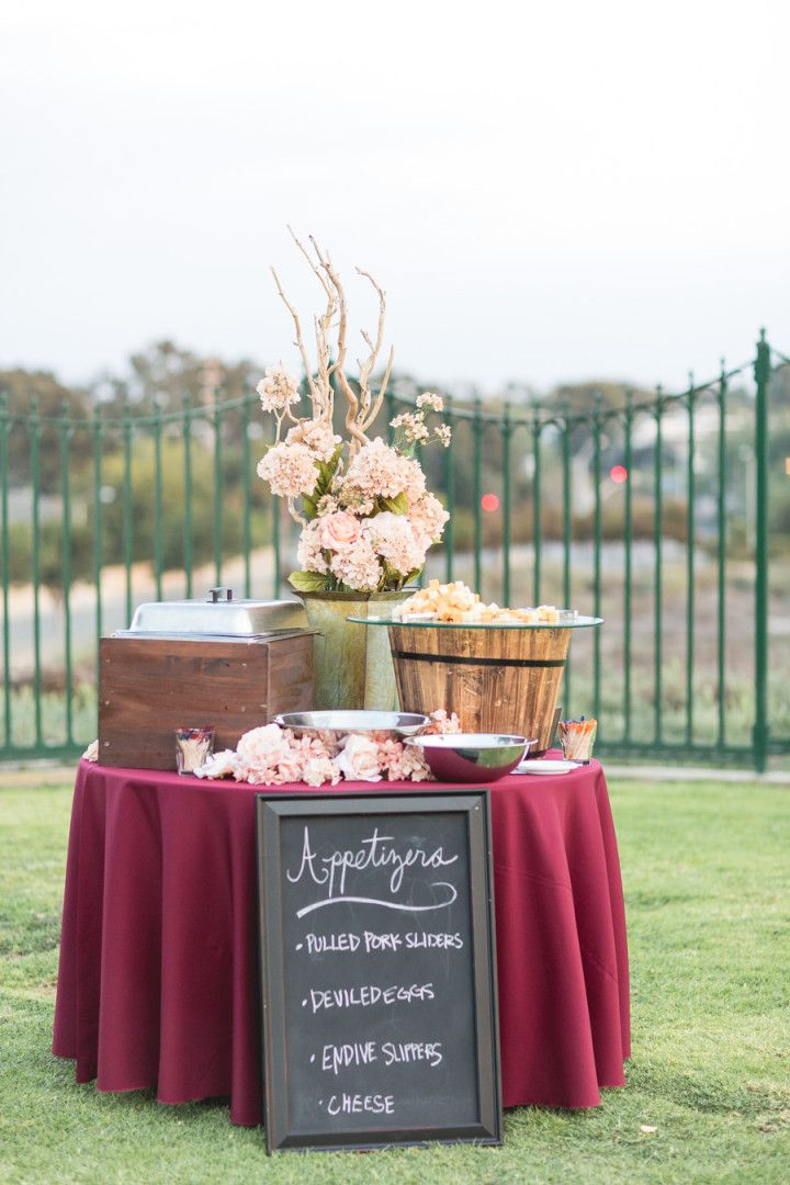 Rustic Romance At California Wedding