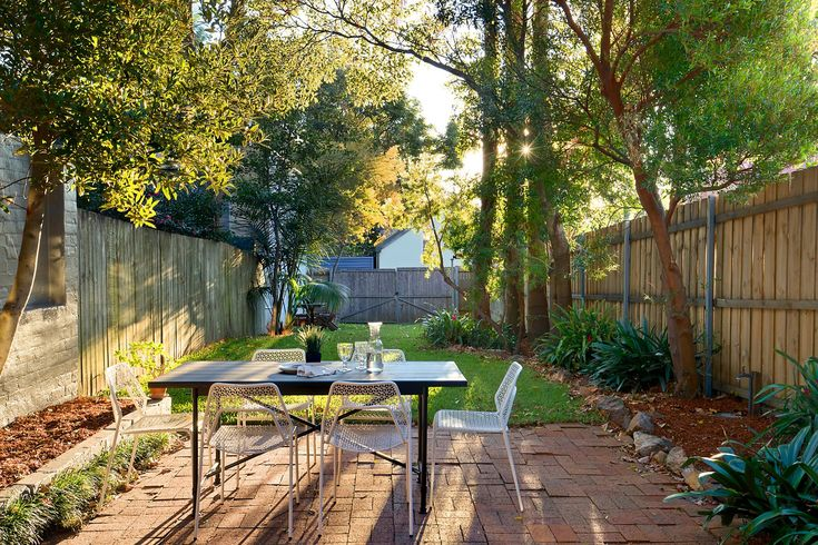 Huge living/dining/kitchen flows to garden.  #NewHome #Property  #Investment #homestyling #interiors #propertystyling interiordecorating  #modern #architecture #garden
