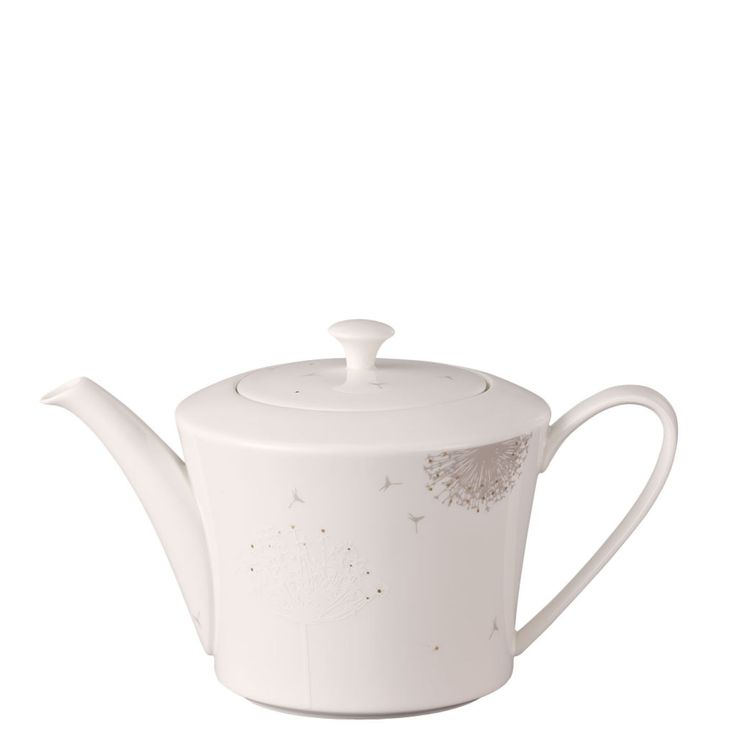 ROSENTHAL Curve Dandelion Teapot ($9500/集雅廊/150815)