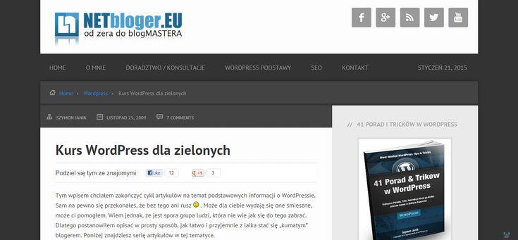 wordpress_dla_zielonych_screen