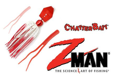 Z Man Original Chatterbait | Lures by Z Man | Import Tackle - Import Tackle | Online Fishing Tackle Store