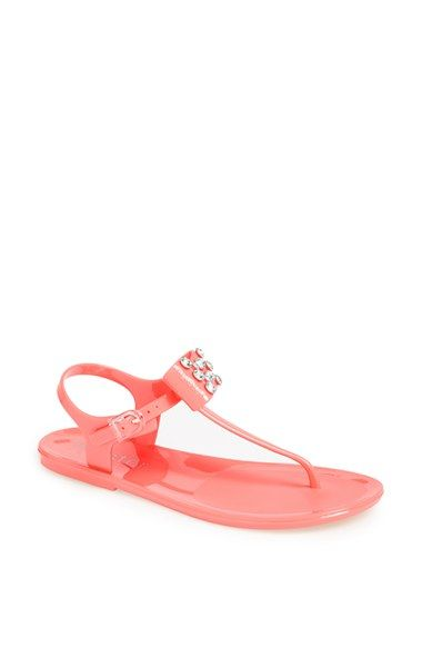 Holster Fashion 'Classique' Jelly Thong Sandal Nordstrom