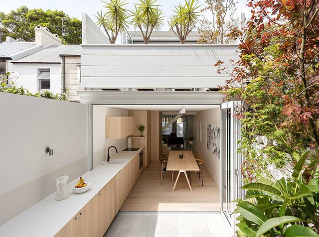 kitchen inspiration | The Design Chaser: Surry Hills House by Benn + Penna
