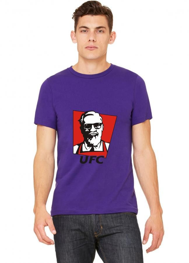the notorious conor mcgregor t shirt funny ufc kfc T-Shirt