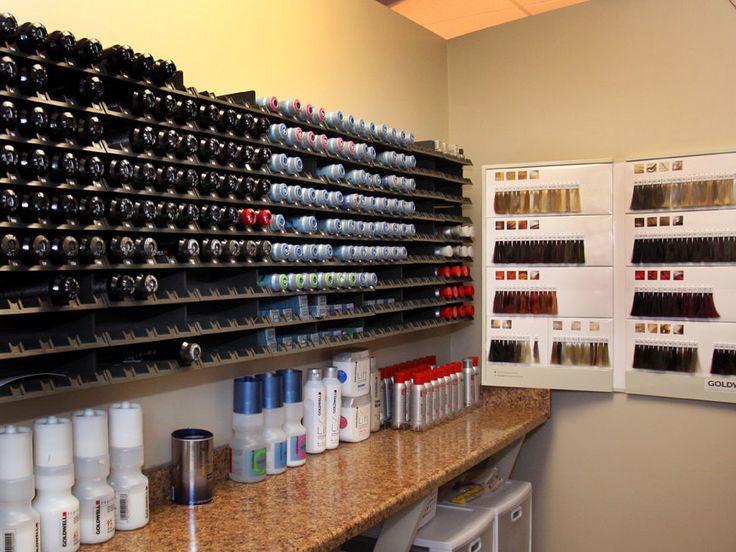 11 Best Color Bar Images On Pinterest  Hair Salons Salon Color Bar And Salo