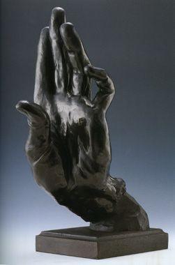 高村光太郎 『手』 美術の教科書で見たとき、目が離せなくてじーっと見てました。
