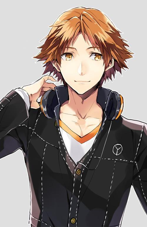 Yosuke Hanamura Persona 4 | Game Characters I Love ...