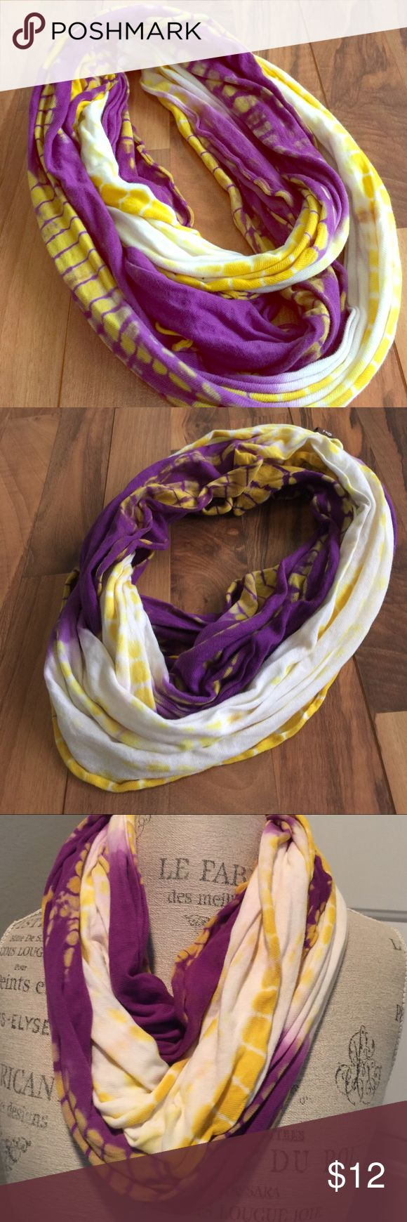 SCARF Raj 100% cotton infinity scarf raj Accessories Scarves & Wraps