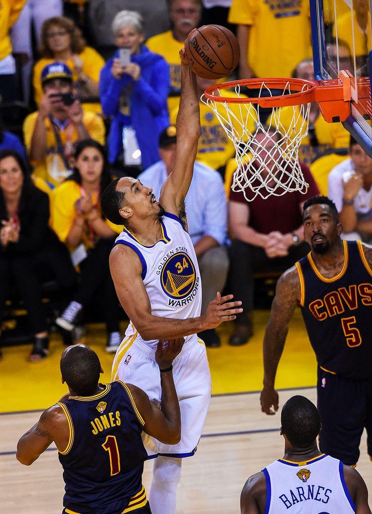 Shaun Livingston : Must-see NBA Finals photos