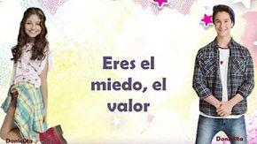 """""""Soy Luna"""" Canción: Eres - (Luna y Simón) Karol y Michael - Letra…"""