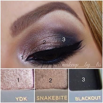 Makeup by Lis Puerto Rico Makeup Artist and Beauty Blog | Bronze & Sultry Makeup Look | Urban Decay Naked 2 Anastasia Beverly Hills Liquid Lipstick in Craft House of Lashes Iconic Lashes