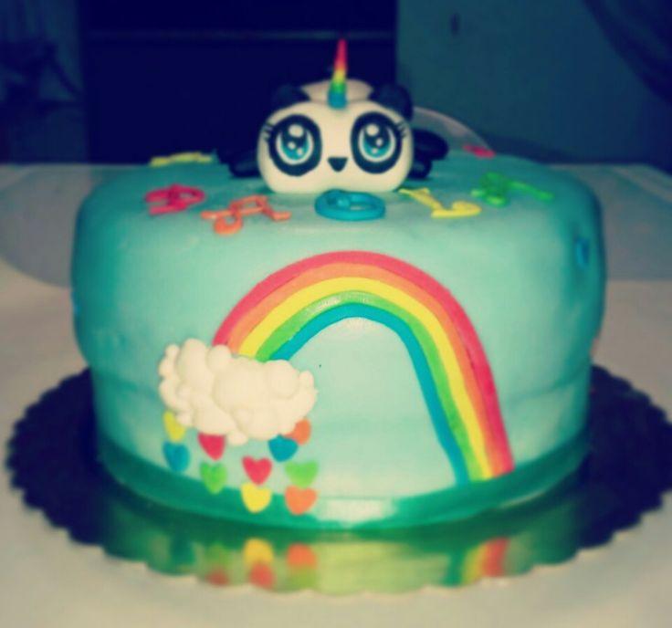Torta pandacorno