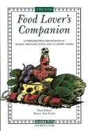 The Food Lover's Companion - Packed with more than 4,000 terms, including 500 new ones, this newly expanded, A-to-Z guide offers information on preparation and cooking methods, kitchen utensils, herbs and spices, cuts of meat, types of cheese and sausages, seafood, sauces, foreign food terms, and unusual tropical fruits; it even gives basic descriptions of beers, wines, and cocktails.