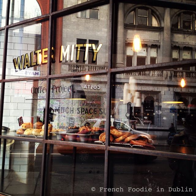 Walter Mitty, Dawson Street, Dublin:: excellent oatmeal and serious coffee.