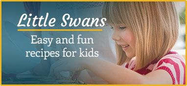 Little Swans - Easy and fun recipes for kids