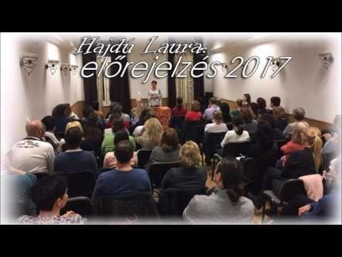 (6) Hajdú Laura - Előrejelzés - 2017.03.01 - YouTube