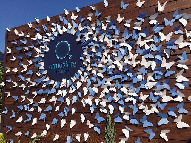 Это очень атмосферное место, вчера я в этом убедилась...не даром его так и назвали) #оформление#декор#бабочки#фотозона#многобабочек#бумажныйдекор#вечеринка#decoration#creative_decor#butterflies#beauty#photowall#party#paperart