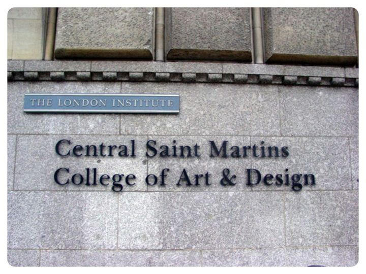 Central Saint Martins College of Art and Design : King's Cross, Greater London セントラル・セント・マーチンズ・カレッジ・オブ・アート・アンド・デザイン