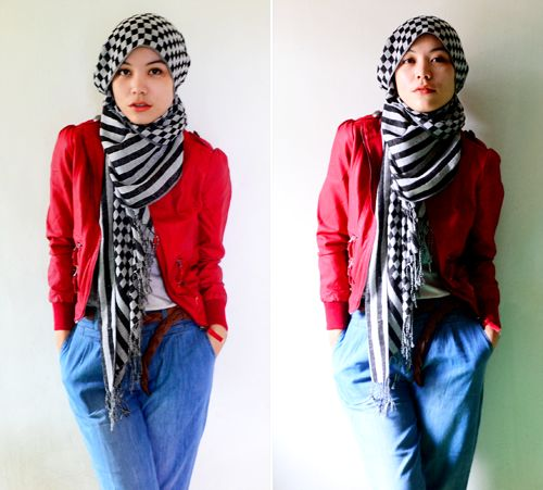 Hijab Street Style for Teenagers