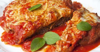 Bife à Parmegiana de Panela de Pressão « As Melhores Receitas do Shoptime