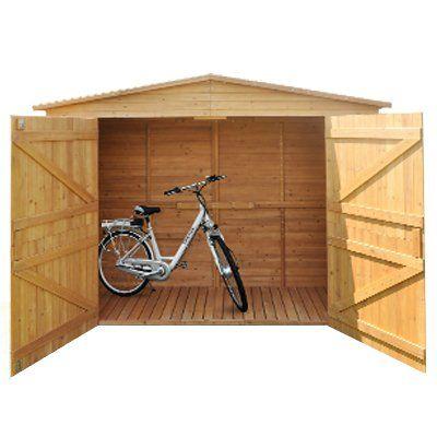 17 best inspirationen fahrradgarage images on pinterest backyard ideas decks and garden ideas. Black Bedroom Furniture Sets. Home Design Ideas