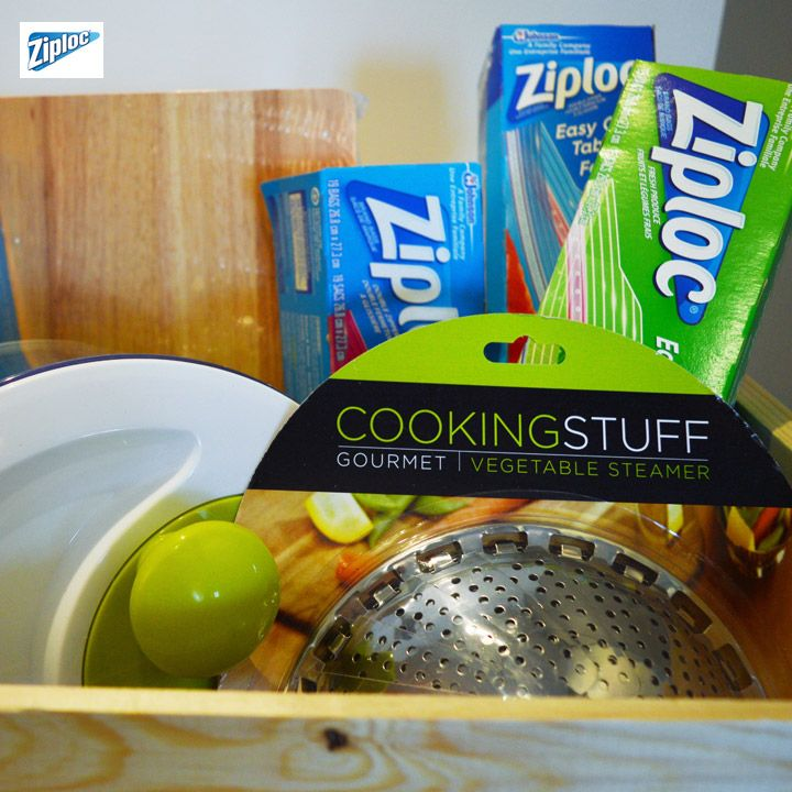 divine.ca simplify your life with Ziploc contest