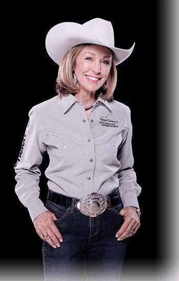 Sharon Camarillo - Barrel Racer