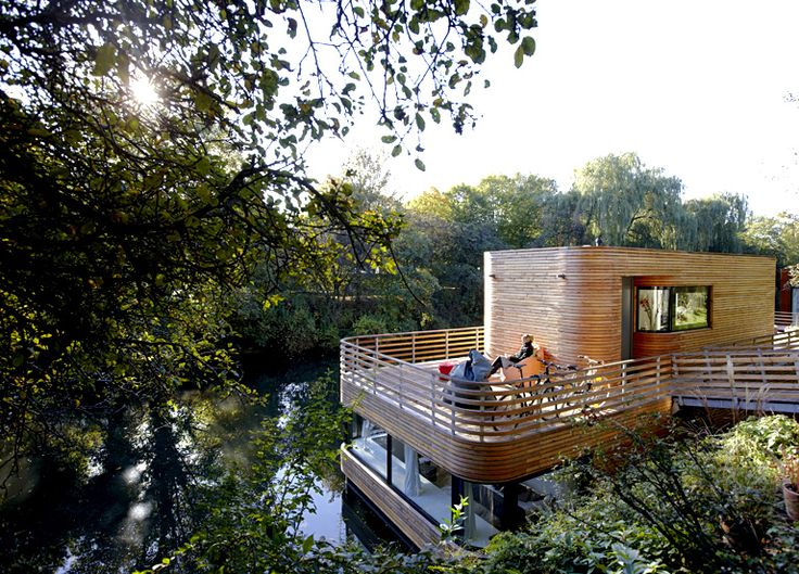 Hausboot und Hausboote - Häuser - [SCHÖNER WOHNEN]