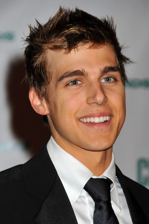 Cody Linley. I have always loved him! Even way back when he was a little boy in My Dog Skip and especially when he was on Hannah Montana!