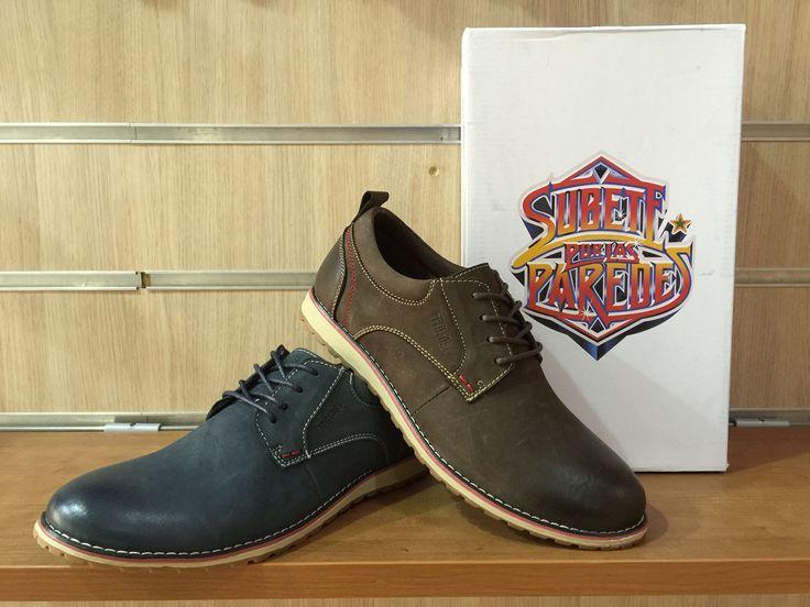 zapatos estilo casual para hombre de la colección primavera verano de PAREDES.