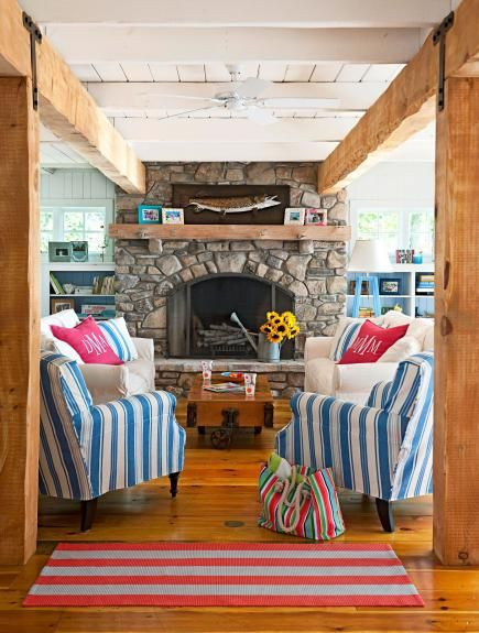 House Tour: New Cottage with Vintage Style | Midwest Living