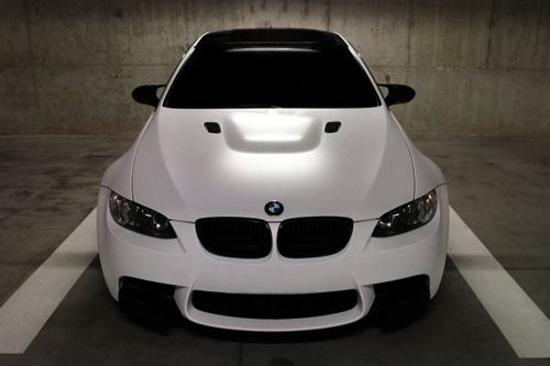 street rocket for the everyday driver. bmw m3Sports Cars, First Cars, Luxury Cars, Cars Girls, Matte Black, Girls Style, Bmw M3, Dreams Cars, Matte White