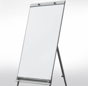 Verleihen Sie Ihren Ideen Form und Farbe. Flipchart 65x100cm von Jago24.de
