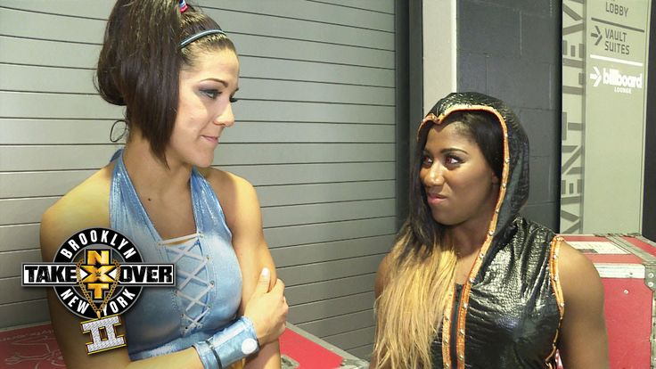 Ember Moon shows respect to Bayley: NXT Exclusive, Aug. 20, 2016 - http://www.truesportsfan.com/ember-moon-shows-respect-to-bayley-nxt-exclusive-aug-20-2016/