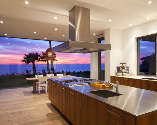 Dream View #Kitchen #modern #interior