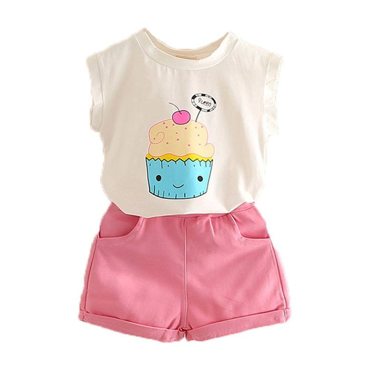 UWESPRING Girls Summer Sets Cute Cartoon Letter Tee Tops+Short Outfits Suit 2T. Material: 90%Cotton, Breathable Fabric, Wear Comfortable and very Soft. Style: Fashion,Casual,Cute. Occasion:all-match,For party,birhtday,home,school,outdoor,wedding,beach,sports,outdoor,any occasion. Brand new with high quality. Hand wash only,Do not soak or wring,Line dry in shade.