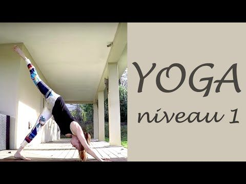 Cours de yoga débutants #tonique - YouTube