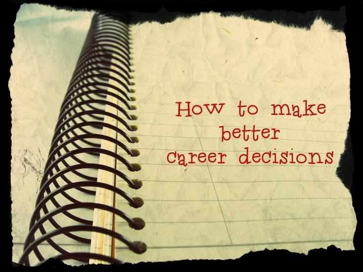 career judgements article