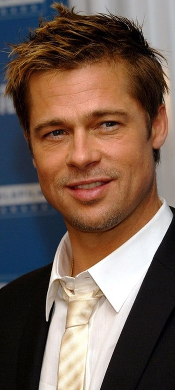 Brad Pitt-Always has and will be a hot sexy man
