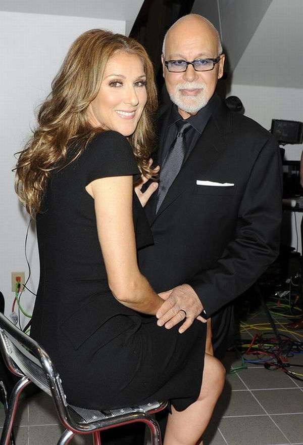 Celine Dion & Rene Angelil have a love and partnership like Celine and Renee with my wife (my romantic life partner) :)