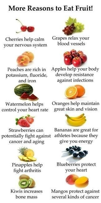 Sweet! And people wonder why I am addicted to fruit