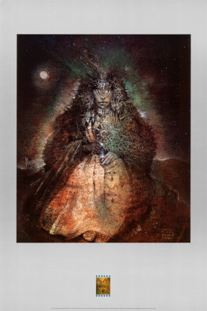 (by Susan Sedon Boulet) Her work was not for everyone which made me happy... more for those of us who loved her gifts.  CarolArtists Susan, Boulet Posters, Photos Frames, Susan Seddonboulet, Susan Boulet, Shamanism, Healing Room, Susan Seddon Boulet, Artsy Art