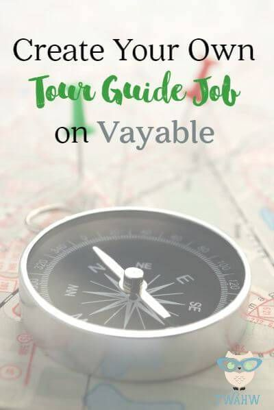 Looking showing guest around town? Learn how you can create your own tour guide business using Vayable.